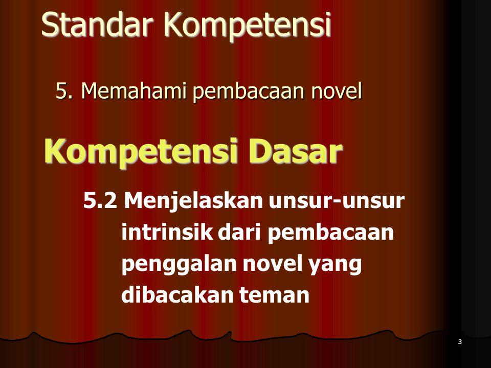 3 Standar Kompetensi 5.