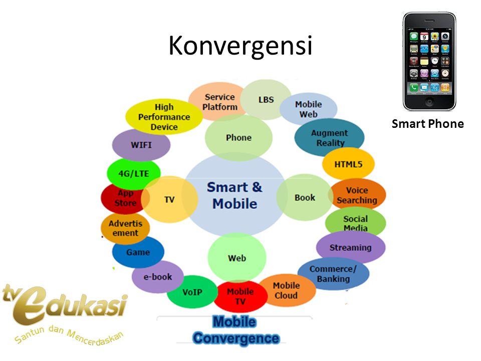 Konvergensi Smart Phone