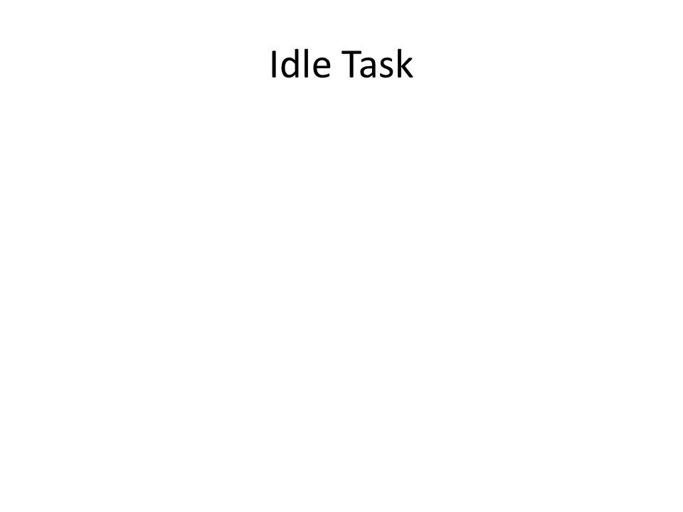 Idle Task