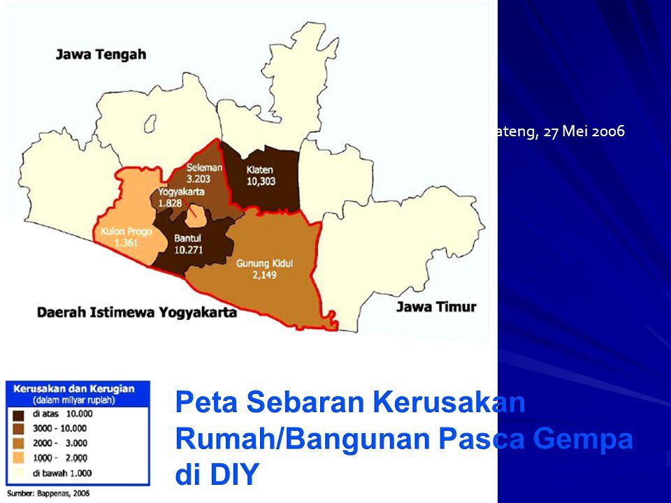 Gempa DIY-Jateng, 27 Mei 2006