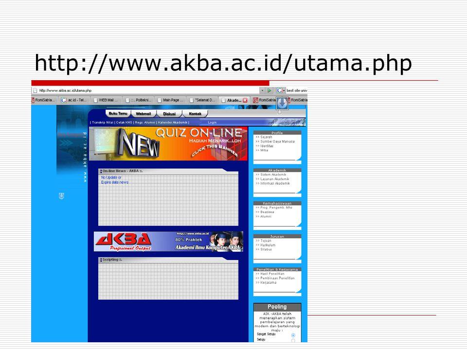 http://www.akba.ac.id/utama.php