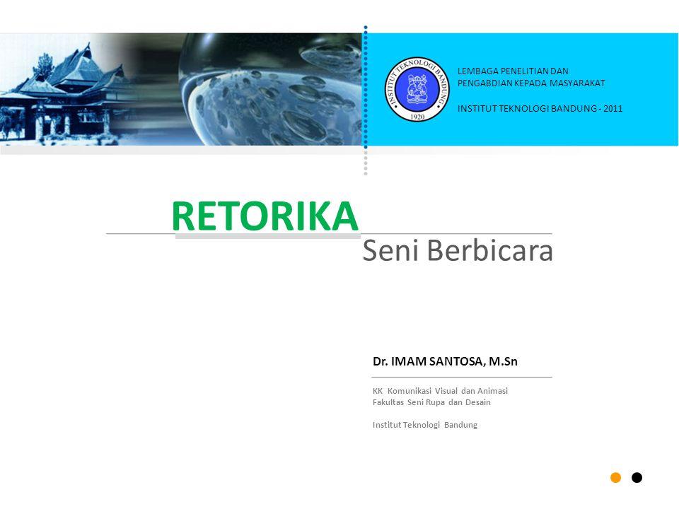 RETORIKA Dr.