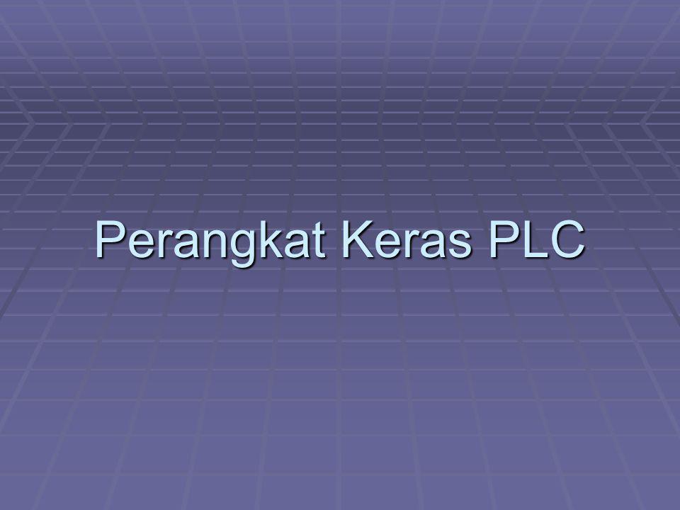 Perangkat Keras PLC