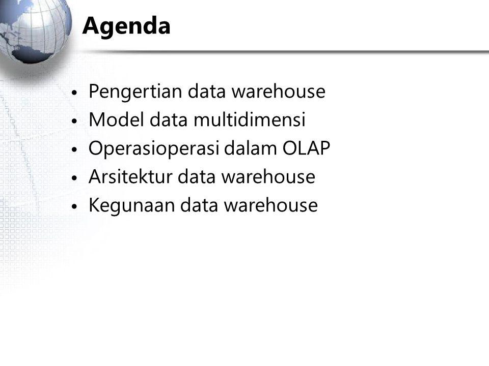 Data Warehouse vs.