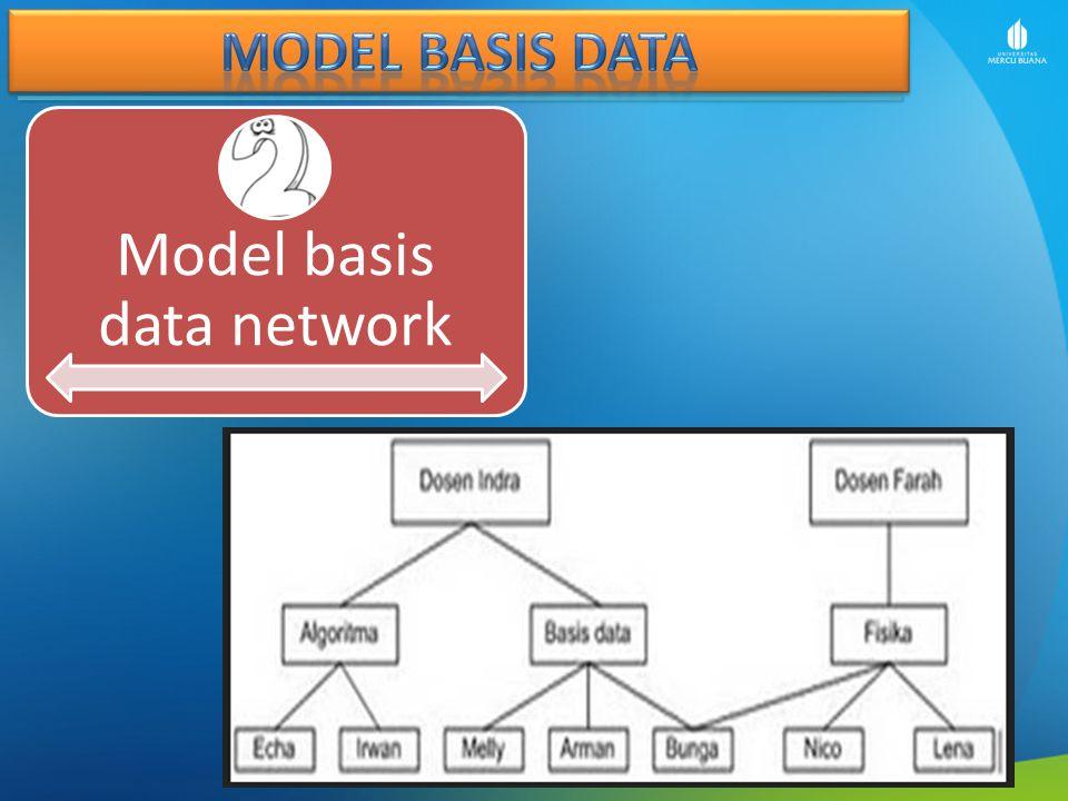 Model basis data relasional