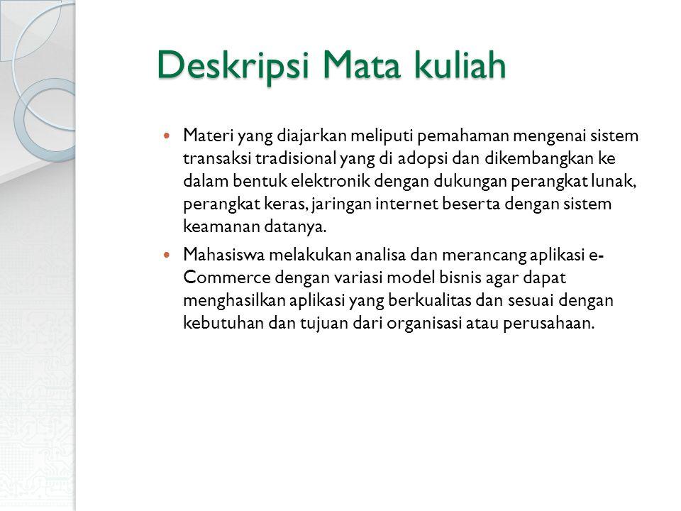 Tugas 1.No.1 Carilah jenis-jenis pekerjaan dan jabatan yang berkaitan dengan E-commerce.