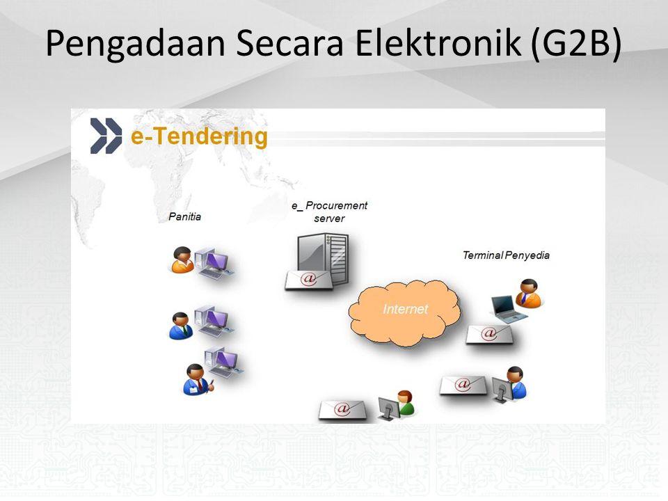 Pengadaan Secara Elektronik (G2B)