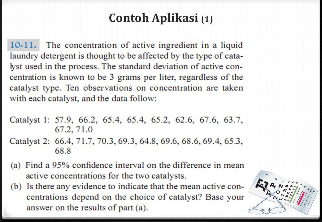 Contoh Aplikasi (1)