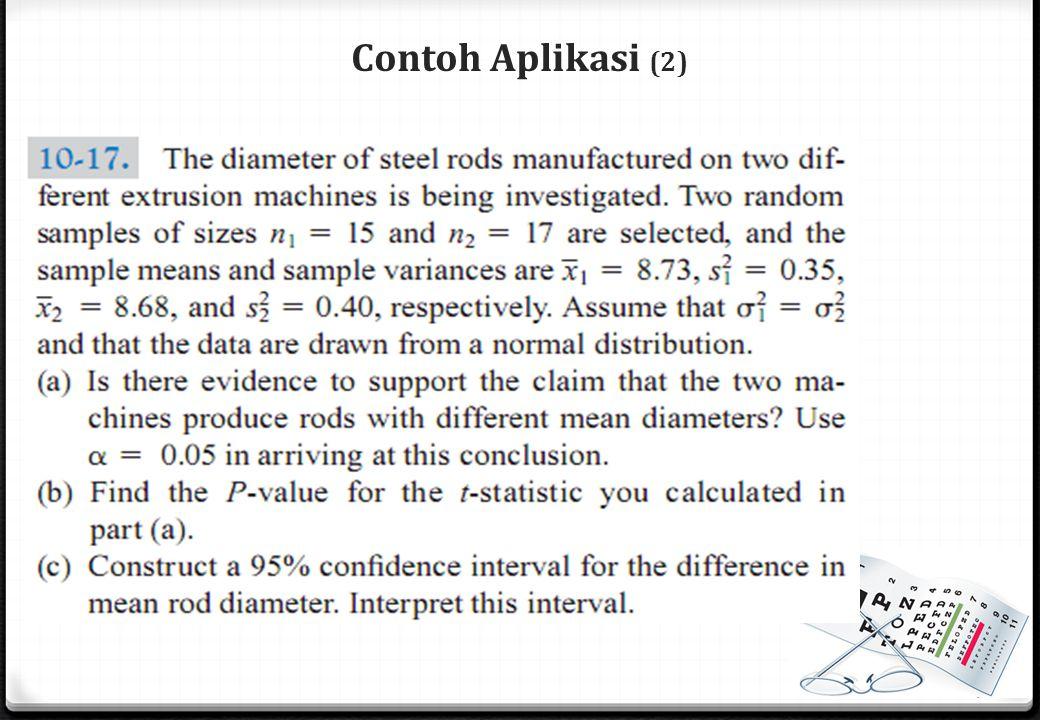Contoh Aplikasi (2)