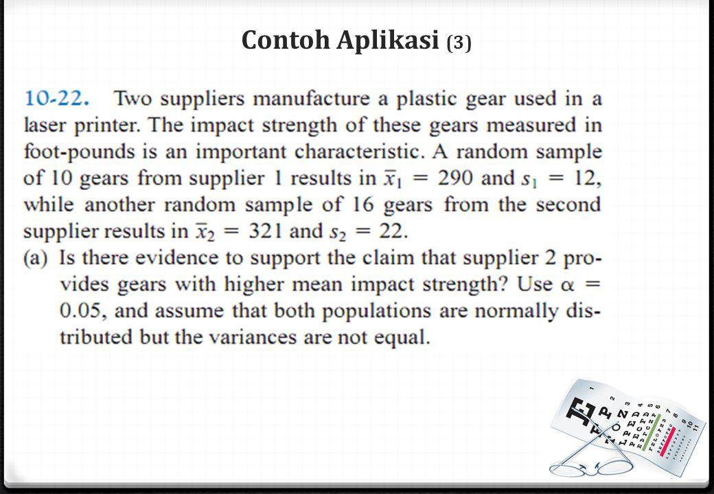 Contoh Aplikasi (3)