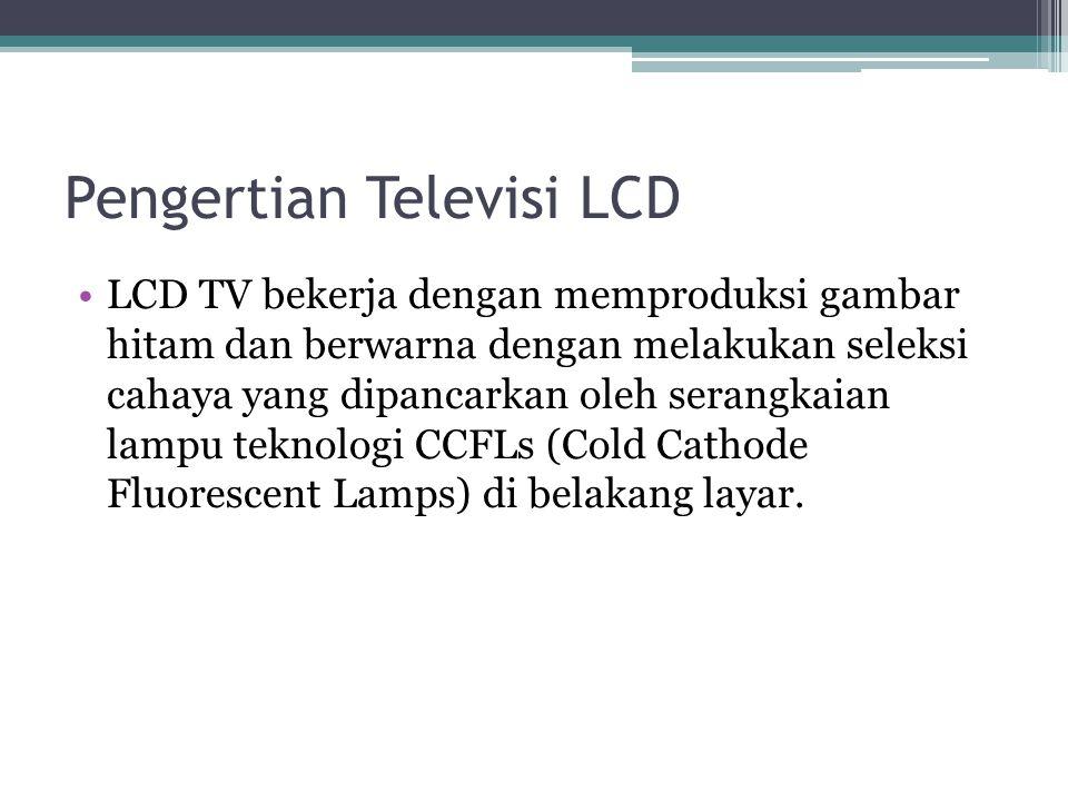 Tugas PTI (TV LCD) Oleh : heni wulandari Kelas : 1p51 nim:13.230.0079