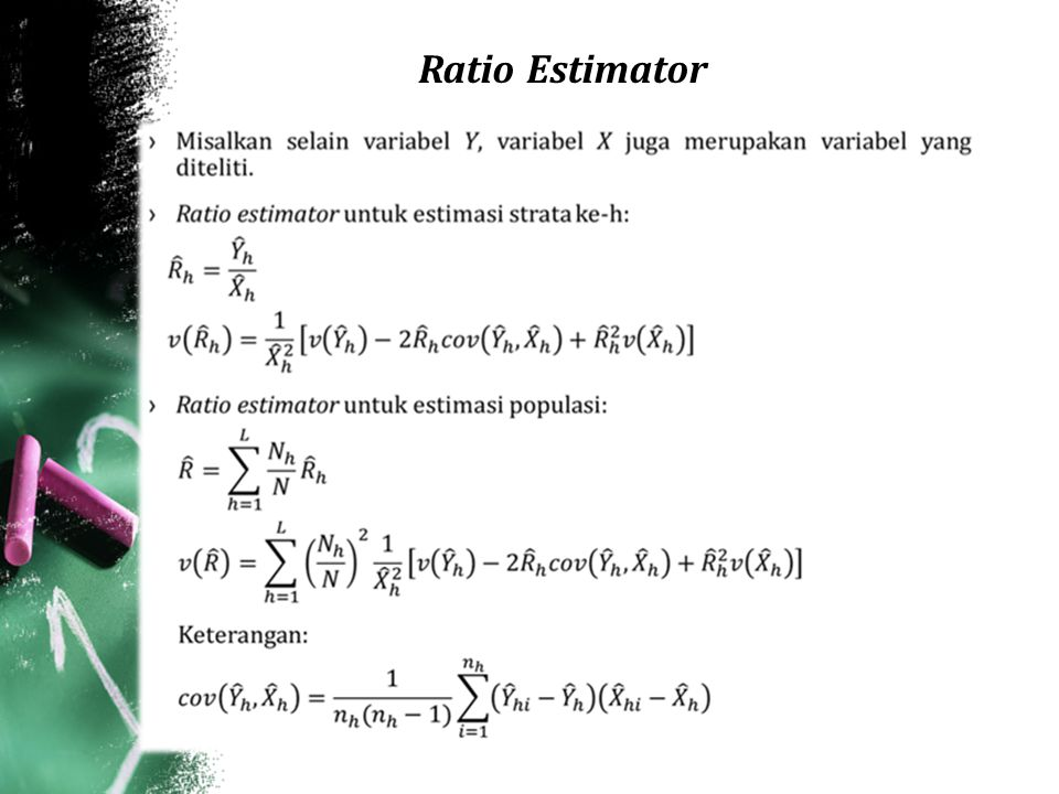 Ratio Estimator