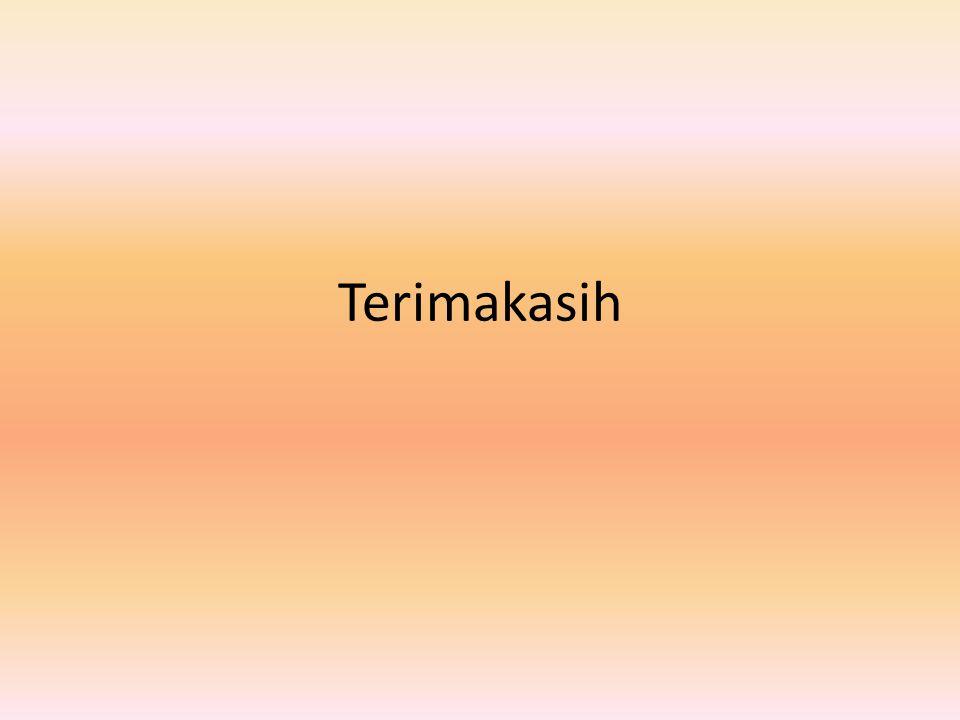 Efek tidak langsung – IO Indonesia 1990 Kode tabel 1 Pertanian 2 Pertambangan & penggalian 3 Industri 4 Listrik, gas & air minum 5 Konstruksi 6 Jasa n