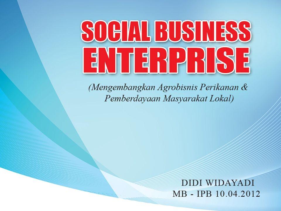 Social Business Enterprise Arwana/ TAC (Pondok Rangon Jakarta) www.telagaarwanacibubur.com www.arwanaindonesia.com http://ak4k.weebly.com/ Bambubos (Ciapus Bogor & Salak Endah) www.bambubos.com Ilmu Amaliah – Amal Ilmiah
