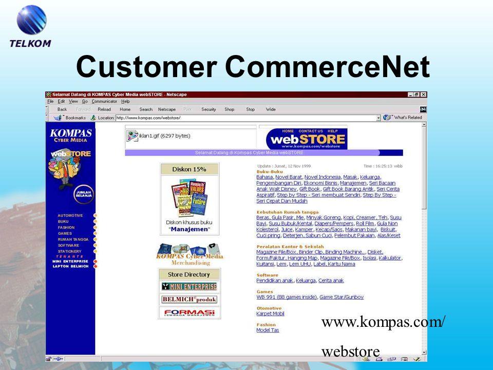 Customer CommerceNet www.agisstore.com