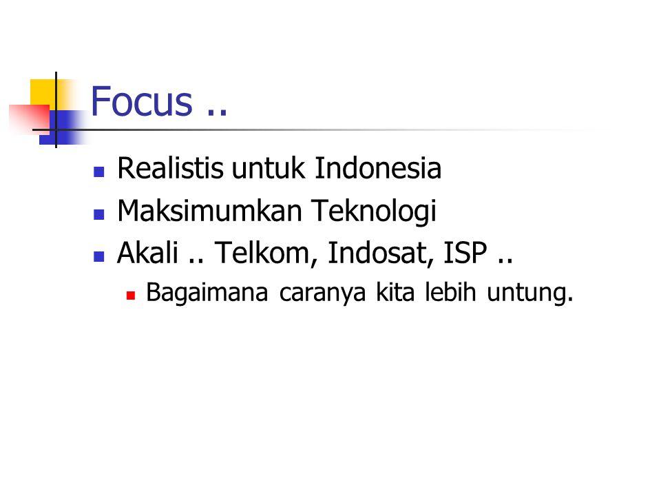 Akalan-Akalan Teknologi Informasi Onno W. Purbo onno@indo.net.id onno@itb.ac.id
