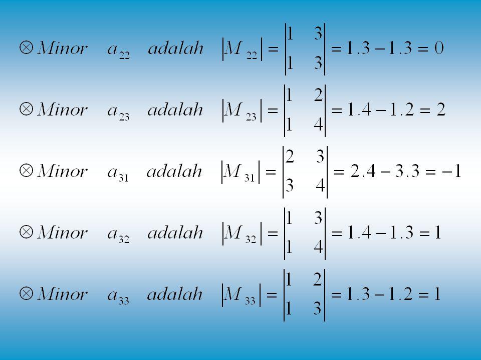Langkah 2: Langkah 3: Langkah 4: X = -2 dan y = 5