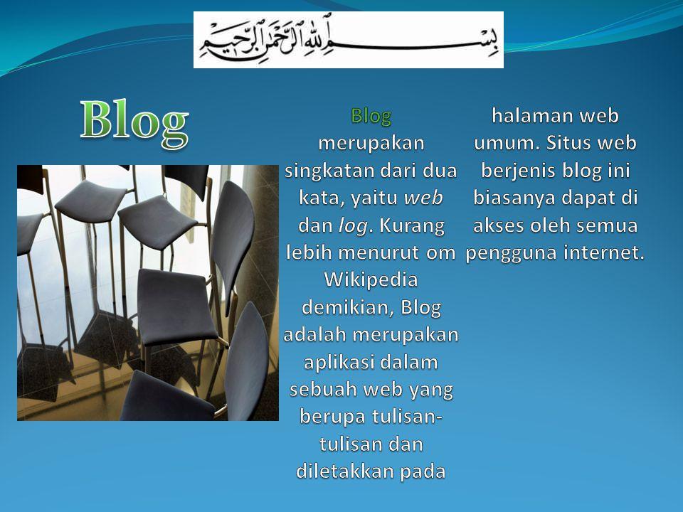 Cara Buat Blog 1.Pastikan Anda sudah memiliki email, ini penting untuk login ke blog.