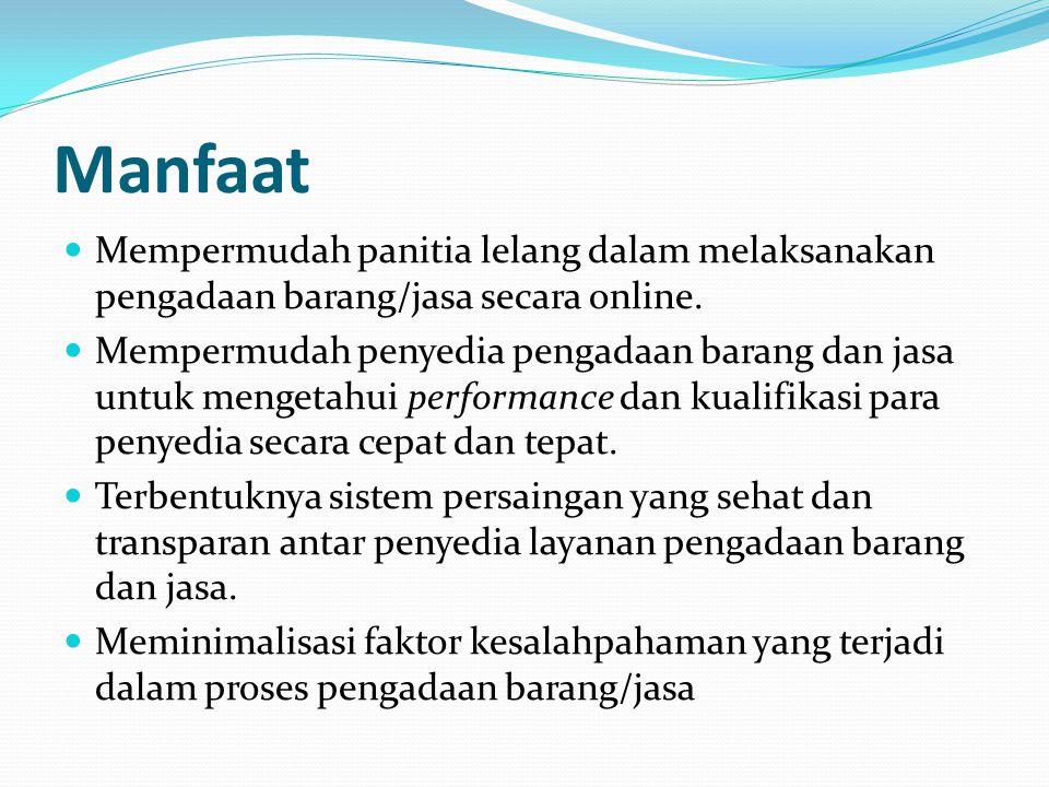 SASARAN Mengembangkan manajemen pengolahan informasi lelang proyek yang ada di Universitas Islam Negeri Maulana Malik Ibrahim Malang sebagai bahan analisa dalam mendukung pengambilan keputusan dalam melakukan kegiatan lelang proyek, termasuk pemilihan pemenang lelang proyek.
