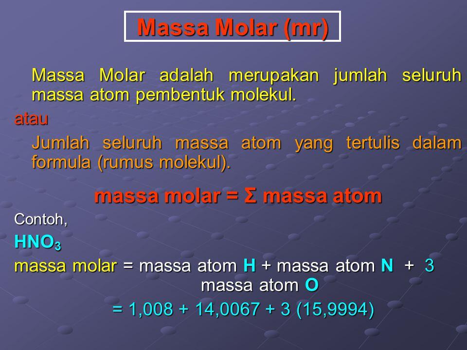 Stoikiometri stoi·kio·metri kata benda 1.Perhitungan jumlah (kuantitas) dari reaktan dan produk di dalam suatu reaksi kimia. 2.Hubungan jumlah (kuanti