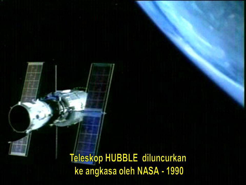 1980 M Hawking The Expanding Universe Menyatakan bahwa jarak antar benda-benda langit, satu dengan yang lain semakin berkembang, membuktikan bahwa pada awalnya benda-benda dilangit bermiliar tahun lalu adalah sesuatu yang padu 1980 M Stephen Hawking 1927 M Hubble 1917 M Einstein 1540 M Copernicus 400 SM Plato 0 M 140 M Ptolemeus 1609 M Galileo