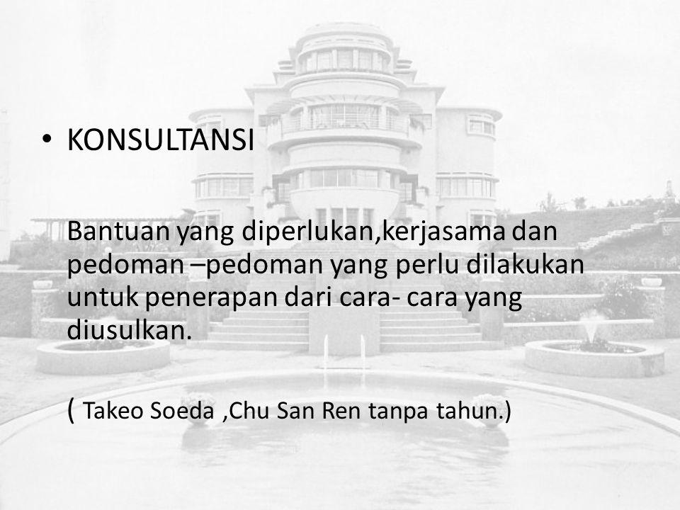 7.PERILAKU KONSULTAN Perilaku konsultan ditentukan oleh kodisi sbb.: - Mereka pada posisi diminta untuk menyelidiki perusahaan klien dan mahal.