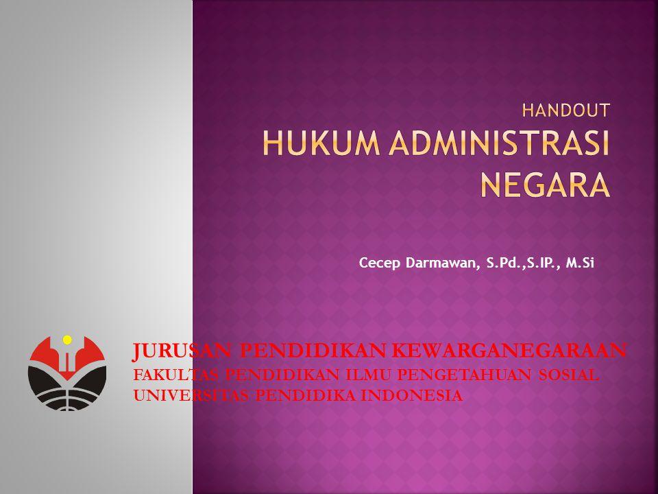 Cecep Darmawan, S.Pd.,S.IP., M.Si JURUSAN PENDIDIKAN KEWARGANEGARAAN FAKULTAS PENDIDIKAN ILMU PENGETAHUAN SOSIAL UNIVERSITAS PENDIDIKA INDONESIA