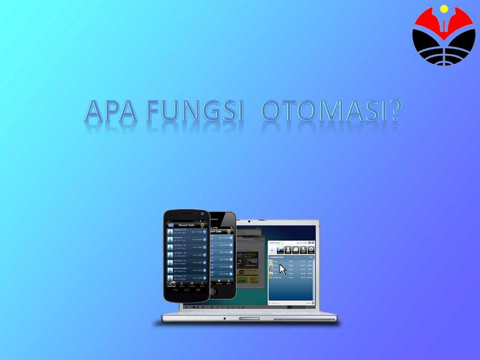 Fungsi TI di Perpustakaan A.Sebagai Sistem Informasi Manajemen Perpustakaan.