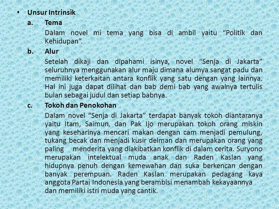 Fauna merupakan istri muda Raden Kaslan dan merupakan wanita yang sering di kencani Suryono walaupun Ia tahu Suryono itu anak Suaminya.