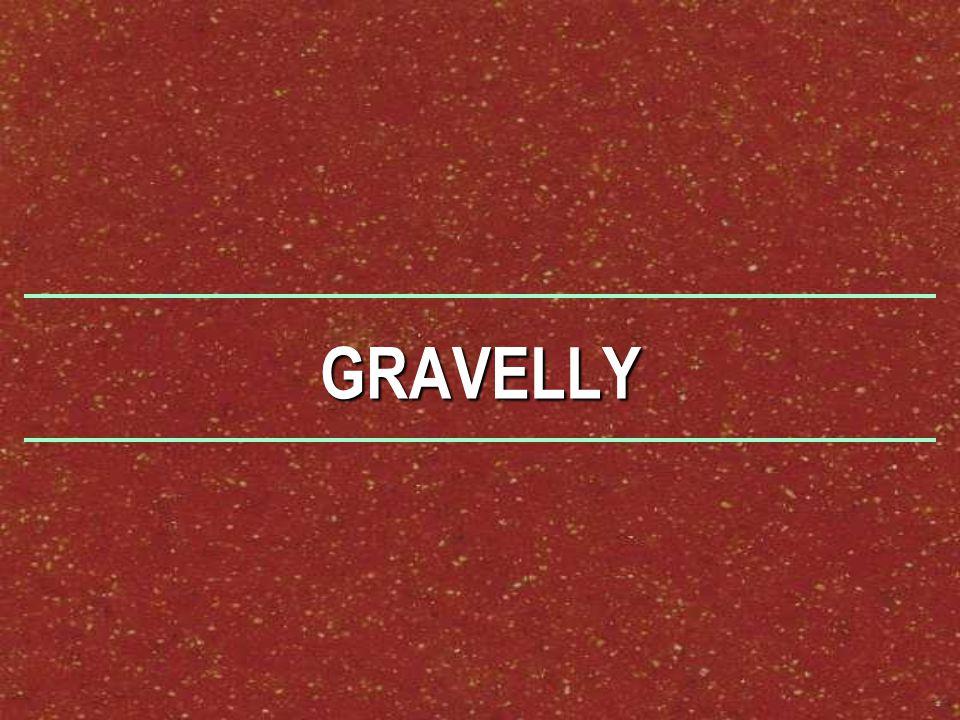 GRAVELLY