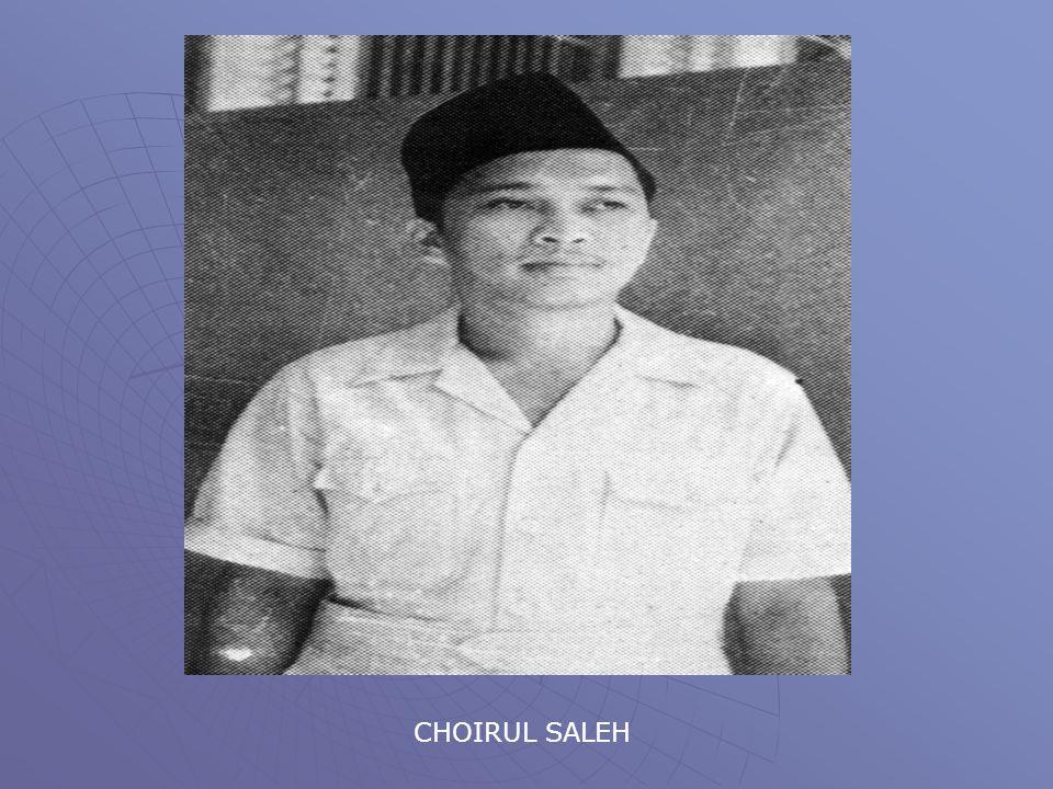 CHOIRUL SALEH