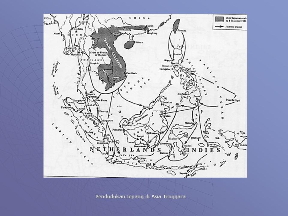Pendudukan Jepang di Asia Tenggara