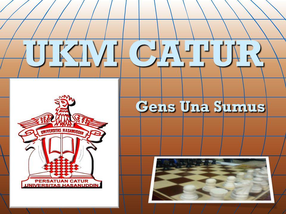 UKM CATUR Gens Una Sumus
