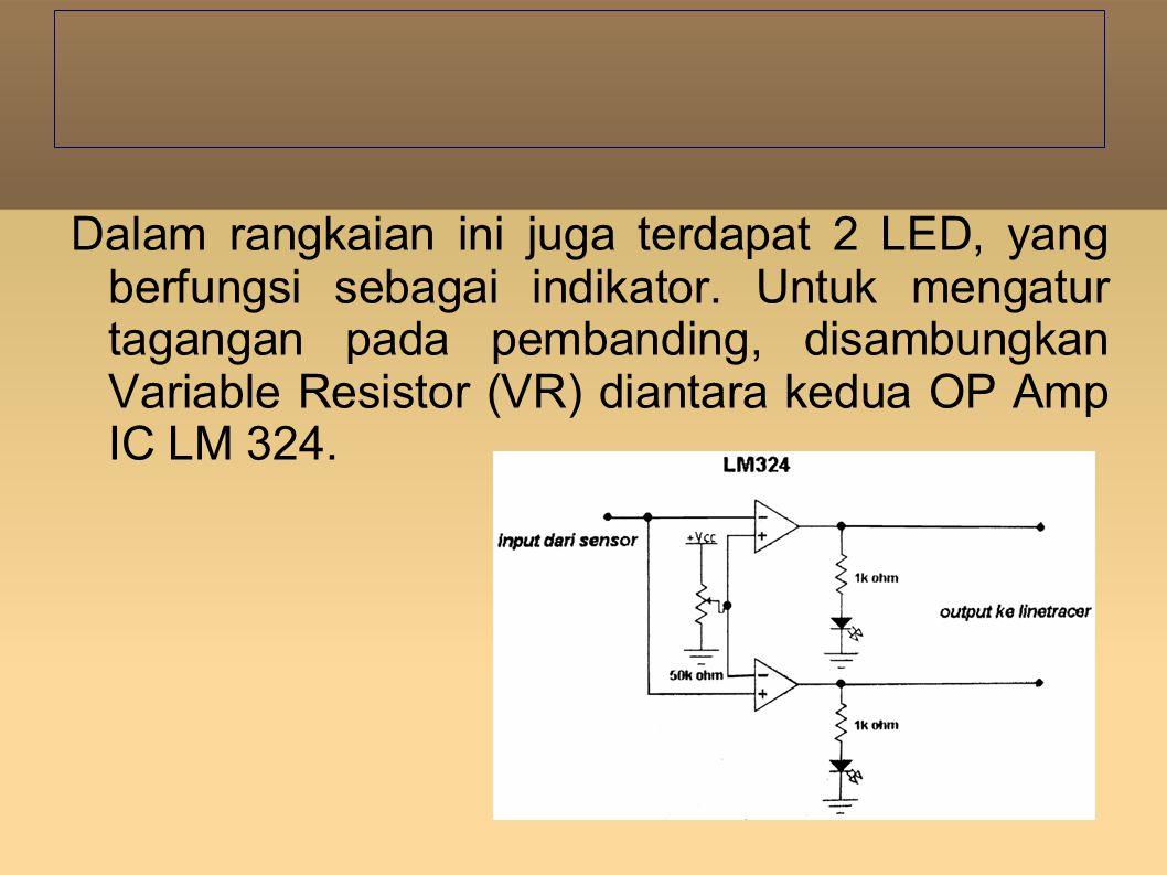 3. Prinsip Kerja Driver Motor