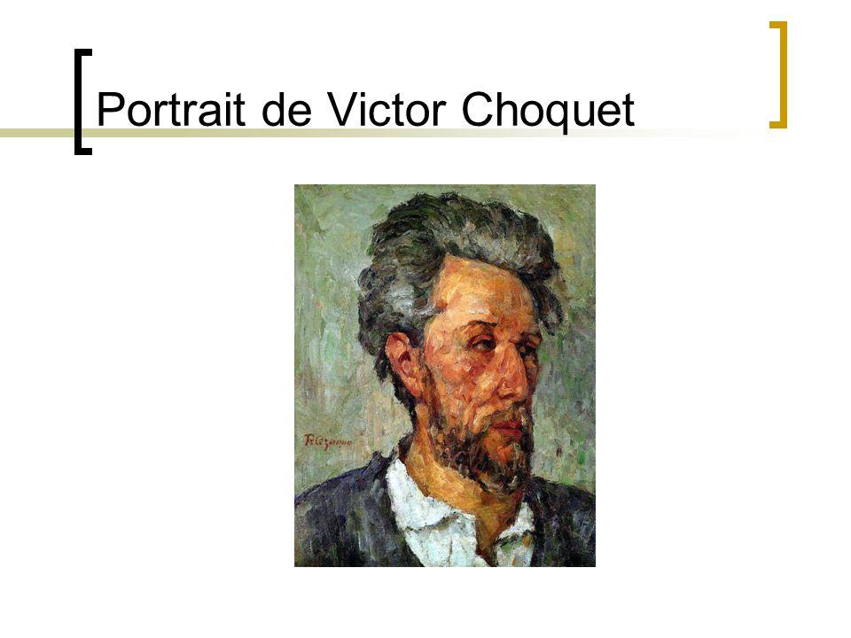 Portrait de Victor Choquet