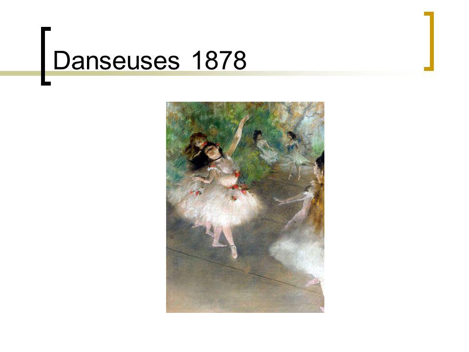 Danseuses 1878