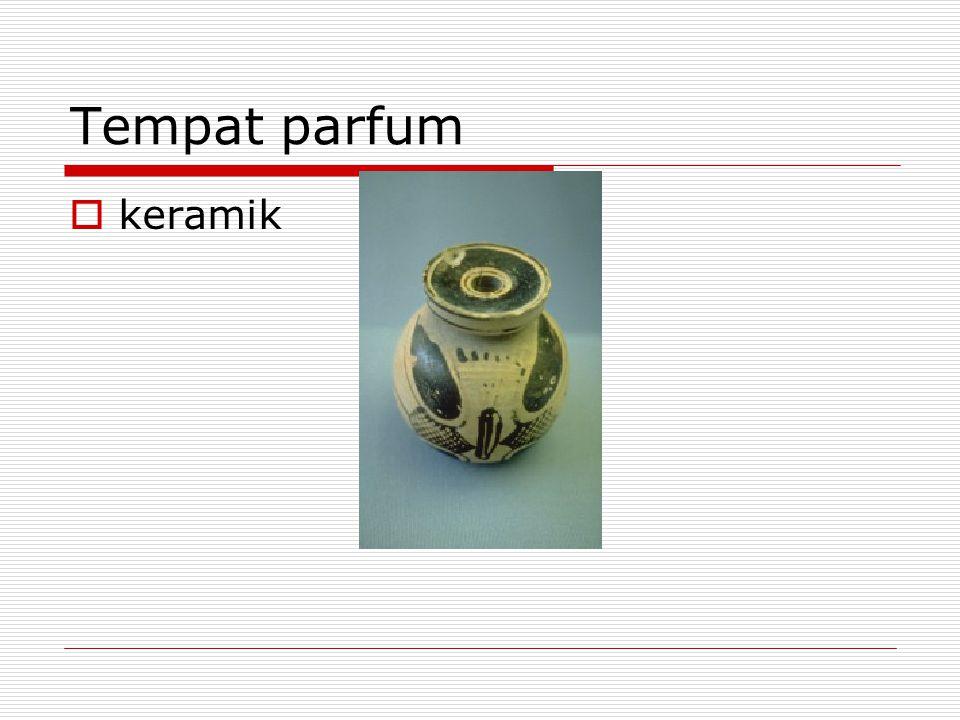 Tempat parfum  keramik