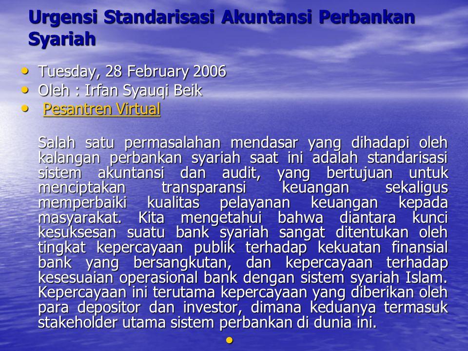 Tuesday, 28 February 2006 Tuesday, 28 February 2006 Oleh : Irfan Syauqi Beik Oleh : Irfan Syauqi Beik Pesantren Virtual Pesantren VirtualPesantren Vir