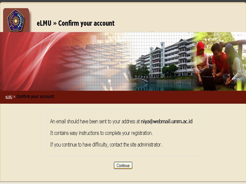 Buka webmail