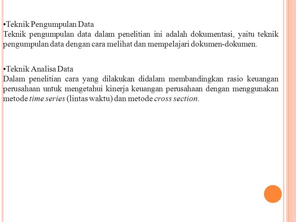 Teknik Pengumpulan Data Teknik pengumpulan data dalam penelitian ini adalah dokumentasi, yaitu teknik pengumpulan data dengan cara melihat dan mempela