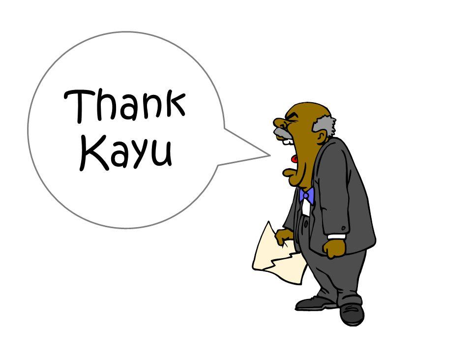 Thank Kayu