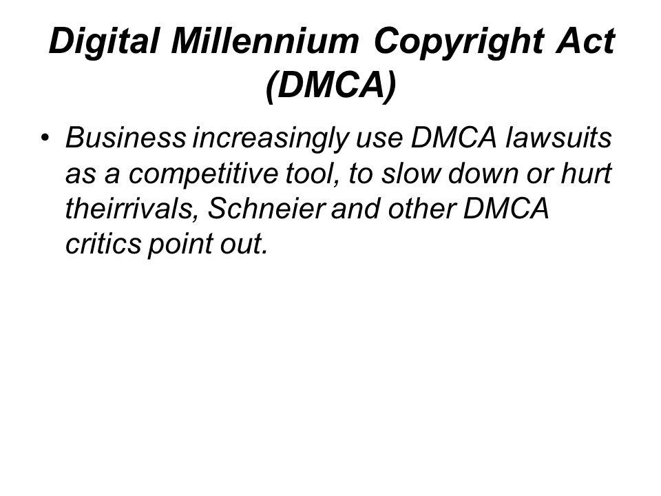 DMCA Case ElcomSoft.