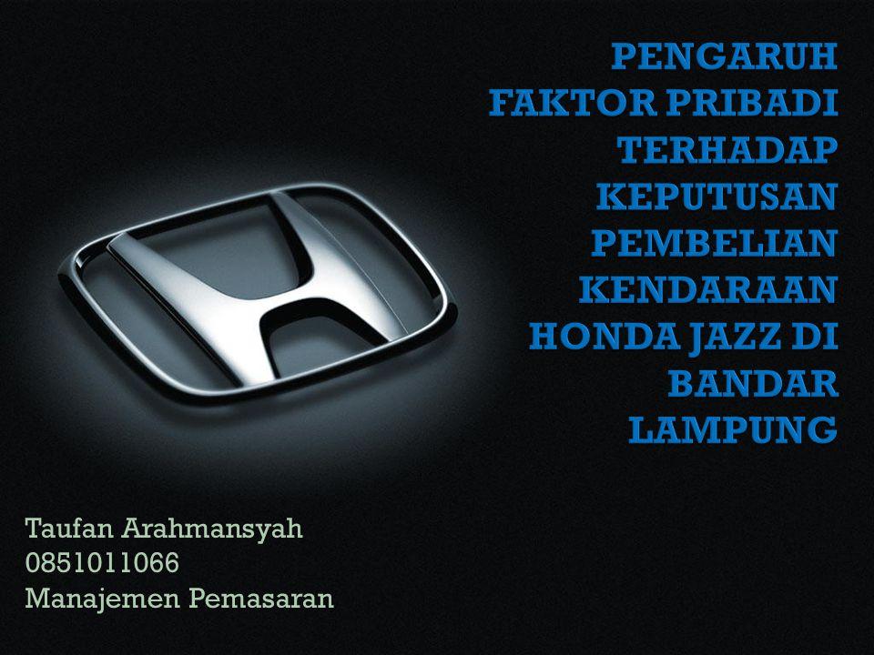 Taufan Arahmansyah 0851011066 Manajemen Pemasaran