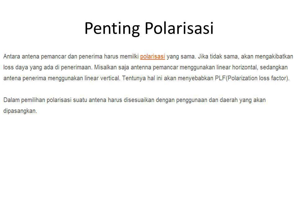 Penting Polarisasi