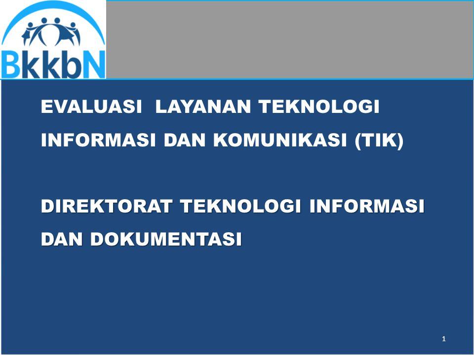 Mengetahui tingkat kepuasan konsumen tentang layanan Teknologi Informasi dan Komunikasi dari aspek : – Penyediaan layanan TIK – Akses layanan internet – Layanan e-mail 2 TUJUAN