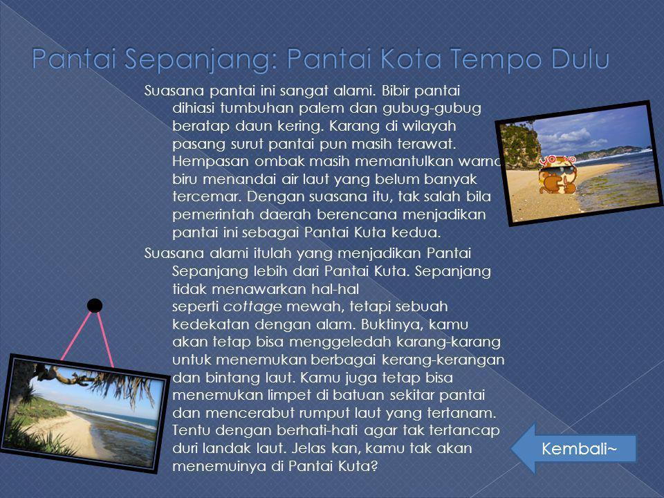 Masakan lezat berbahan baku nangka muda ini seolah menjadi makanan wajib bagi siapa saja yang sedang berkunjung ke surga wisata di Pulau Jawa ini.