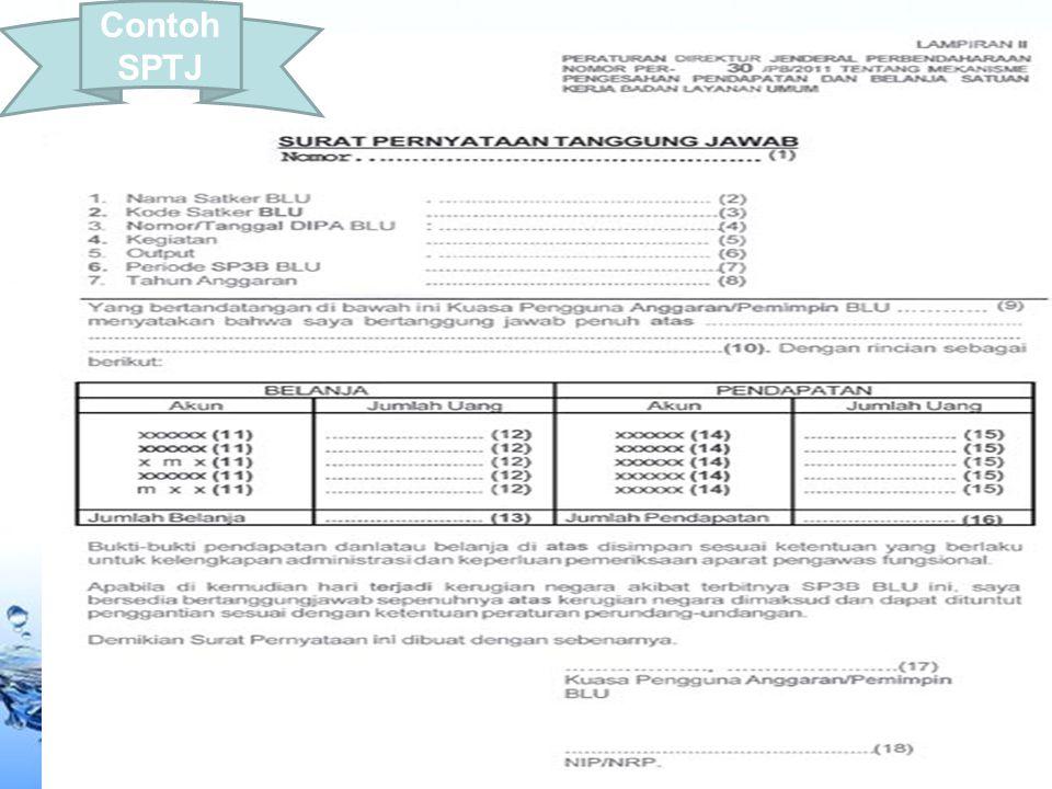 Page 24 Contoh SPTJ