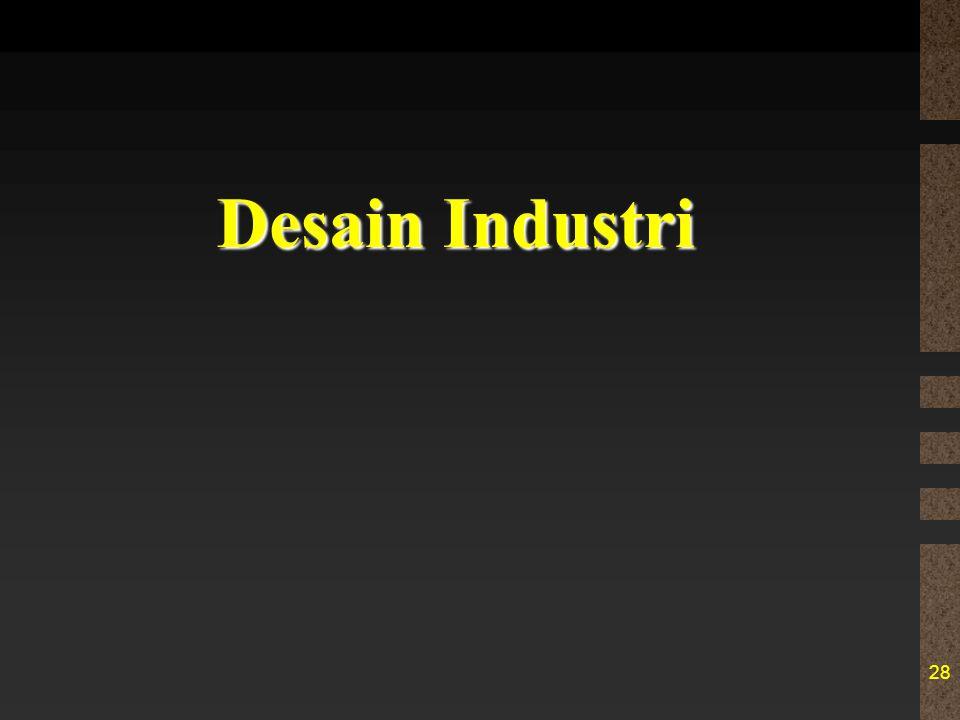 28 Desain Industri