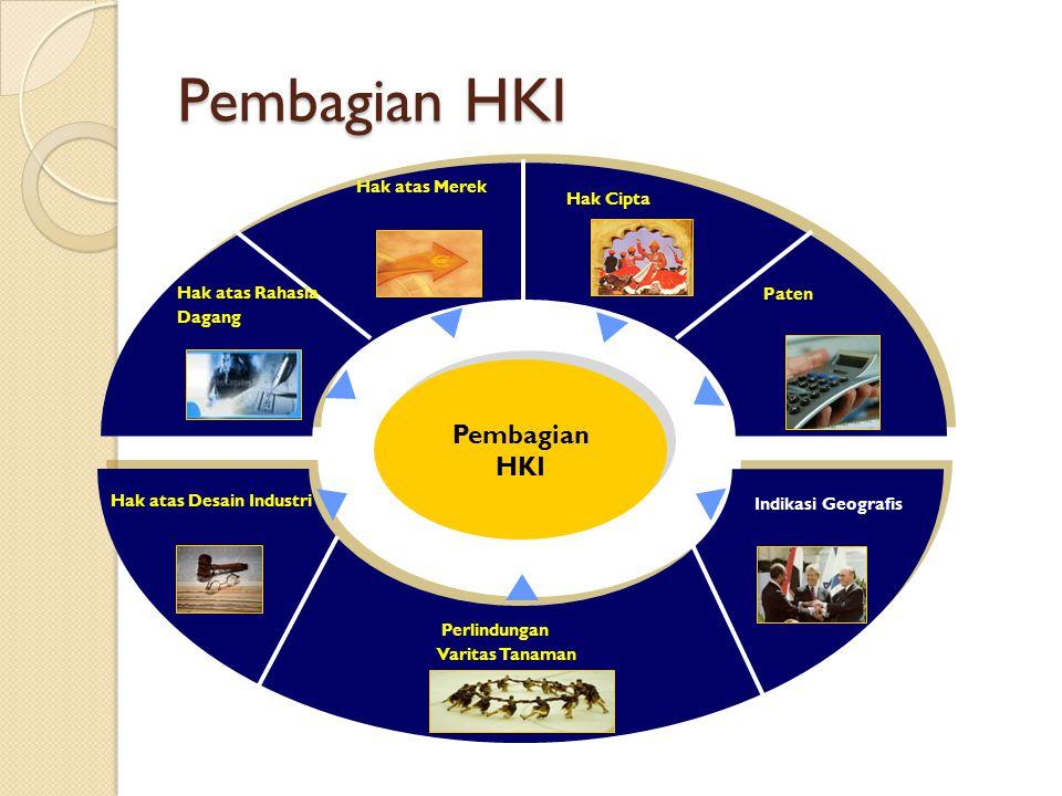 Dasar Hukum Pembentukan Sentra HKI di PT Pasal 13 ayat (2) UU No.