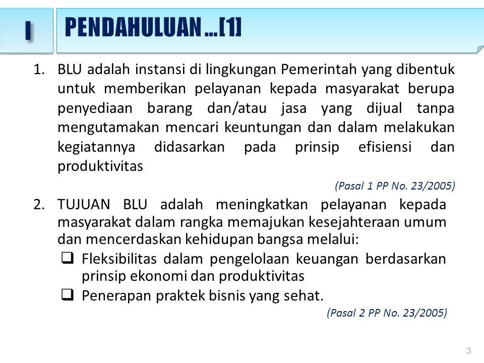 14 BLU BERTAHAP K/L Menteri Keuangan Tim Penilai DJPBN (Dit.